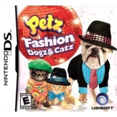 Jogo Petz Fashion Dogz And Catz Bil Ubisoft Nintendo DS