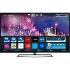"Smart TV TV LED 55"" Philips Série 5100 Full HD Netflix 55PFG5100 3 HDMI"