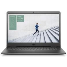 """Notebook Dell Inspiron 3000 i15-3501 Intel Core i3 1005G1 15,6"""" 4GB SSD 128 GB 10ª Geração Windows 10"""