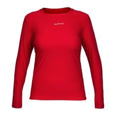 Imagem de Camiseta Active Fresh Ml - Feminino Curtlo GG