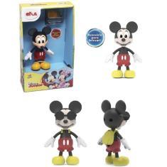 Imagem de Boneco Mickey Com Acessórios 1175 - Elka