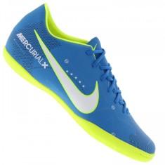 d6e0dbb646ee3 Nike Mercurial X Victory VI Neymar IC traz a ousadia do craque brasileiro  para as quadras