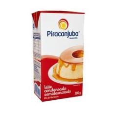 Imagem de leite condensado piracanjuba
