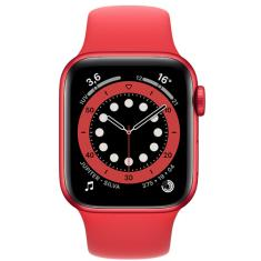 Smartwatch Apple Watch Series 6 Vermelho