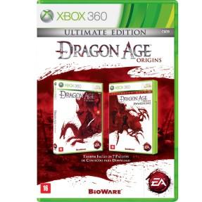 Jogo Dragon Age Origins: Ultimate Edition Xbox 360 EA
