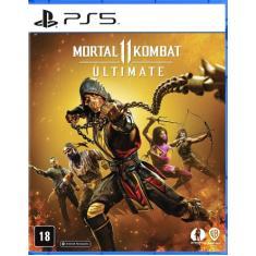 Jogo Mortal Kombat 11 Ultimate PS5 Warner Bros
