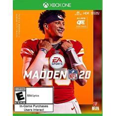 Imagem de Jogo Madden NFL 20 Xbox One EA