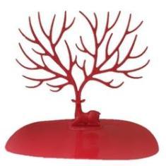 Imagem de Expositor De Joias E Bijouterias Forma Árvore Cervo Plástico
