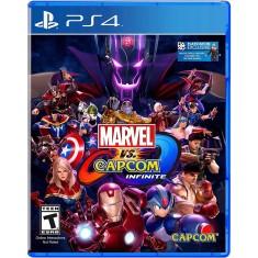Jogo Marvel vs. Capcom Infinite PS4 Capcom