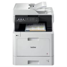 Impressora Multifuncional Brother MFC-L8610CDW Laser Colorida Sem Fio