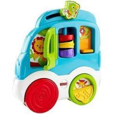 Imagem de Painel de Atividades Novos Sons Divertidos Ônibus Fisher-Price