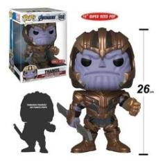 """Imagem de Boneco Funko Pop 10"""" - Thanos 460 - Marvel Avengers - 26cm"""