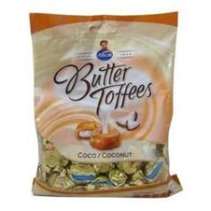 Butter Toffes Coco 600g Arcor