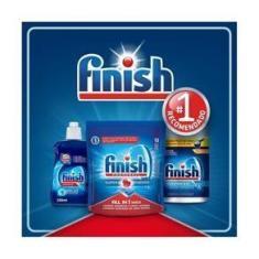 Imagem de Detergente De Máquina De Lavar Louças Finish 30 Tabs