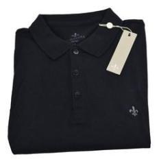Imagem de Camisa Polo Dudalina Masculina MC Basica Flame 08.75