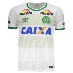 9771549475 Camisa Chapecoense II 2016 sem Número Torcedor Masculino Umbro