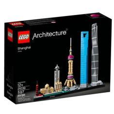 Imagem de Blocos De Montar Lego Architecture Xangai 597 Peças 21039