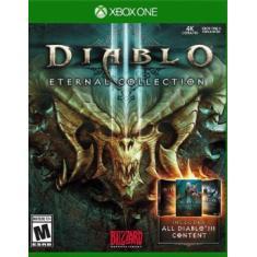 Jogo Diablo III: Eternal Collection Edição Steard Xbox One Blizzard