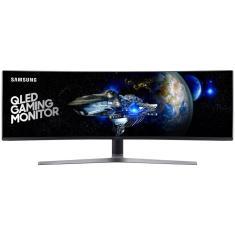"""Monitor Gamer QLED 49 """" Samsung Full HD LC49HG90DMLXZ"""