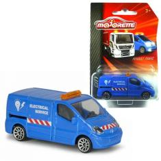 Imagem de Miniatura Renault Trafic Electrical Service Majorette City 1:64