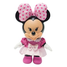 Imagem de Boneca Disney Minnie Docinho Multibrink