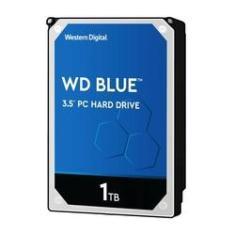 HD WD Blue 1TB 7200 RPM WD10EZEX WESTERN DIGITAL