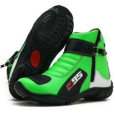 Imagem de Bota Atron Shoes As95 Verde//