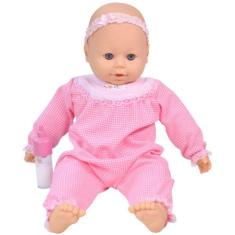 Imagem de Boneca Gigizinha Baby com Acessórios 14ME0005 Miketa
