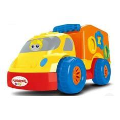 Imagem de Caminhão Didático Infantil Playskool Transformers Divertoys