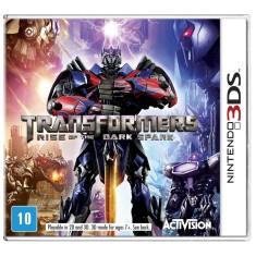 Jogo Transformers: Rise of The Dark Spark Activision Nintendo 3DS