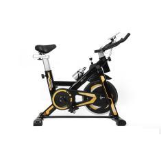 Imagem de Bicicleta Spinning Com Roda De Inercia De 13kg -  E