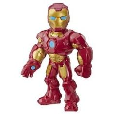 Imagem de Playskool Mega Mighties Super Hero Homem De Ferro - Hasbro