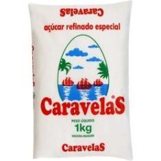 Imagem de Acucar Caravelas Refinado 1KG