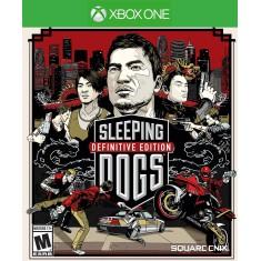 Imagem de Jogo Sleeping Dogs Definitive Edition Xbox One Square Enix