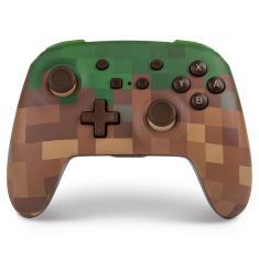 Imagem de Controle Nintendo Switch sem Fio Grass Block - Power A