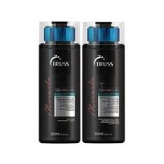 Imagem de Kit Miracle Truss Shampoo E Condicionador 300ml