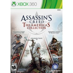 Jogo Assassin's Creed: The Americas Collection Xbox 360 Ubisoft