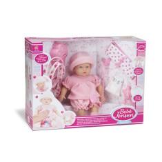 Imagem de Boneca Bebê Dia Passeio Roma Brinquedos
