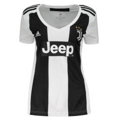 Camisa Feminina Juventus I 2018 19 Torcedor Feminino Adidas 9e827cb3dba2b