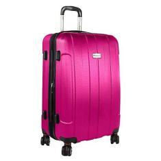 Imagem de Mala viagem Primicia ABS Giro 360° Grande - Pink