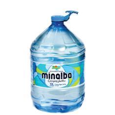 Imagem de Água Mineral Minalba Sem Gás 10L