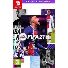 Jogo FIFA 21 EA Nintendo Switch