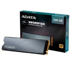 SSD Adata Swordfish 500GB M.2 PCIe ASWORDFISH-500G-C