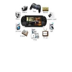 Video Game PSP PVP Game Boy Portátil Digital Com 10mil Jogos