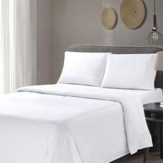 Imagem de Jogo de cama King 600 fios 100% algodão 4 Peças Olívia - Orb