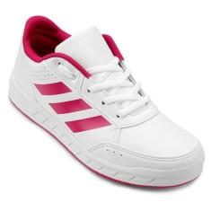 Foto Tênis Adidas Infantil (Menina) Altasport K Casual eba3f1cb8c864