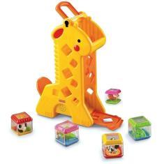 Imagem de FISHER-PRICE Girafa com Blocos