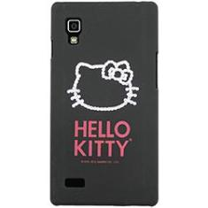 Imagem de Capa para Celular Optimus L9 Hello Kitty Cristais Policarbonato  - Case Mix