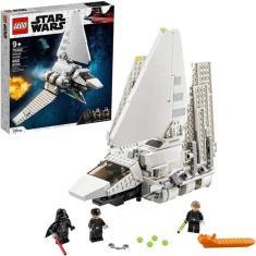 Imagem de Lego Star Wars Nave Imperial Shuttle 660 Peças - Lego 75302