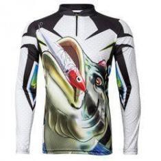 Imagem de Camiseta De Pesca King Proteção Solar Uv Viking 01 - Tucunaré